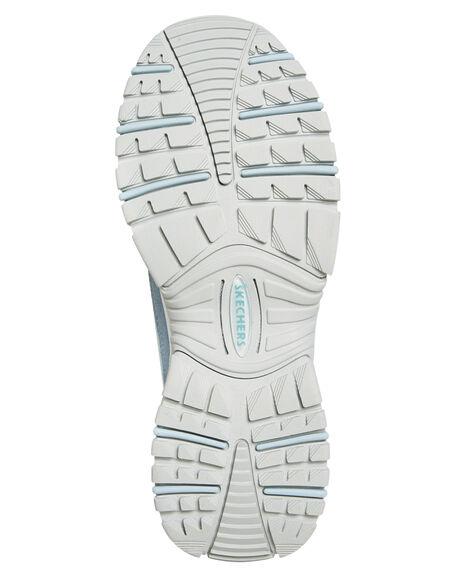 OCEAN TIDE WOMENS FOOTWEAR SKECHERS SNEAKERS - 13414OTDE