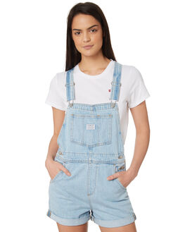 SHORT AND SWEET WOMENS CLOTHING LEVI'S PLAYSUITS + OVERALLS - 52333-0004SHO