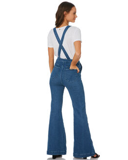 ECO JUDY BLUE WOMENS CLOTHING ROLLAS PLAYSUITS + OVERALLS - 13101ECOJ