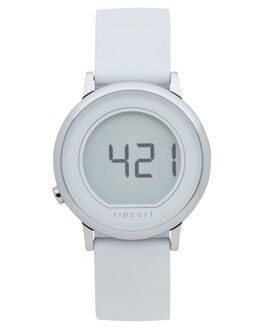 WHITE WOMENS ACCESSORIES RIP CURL WATCHES - A3145G1000