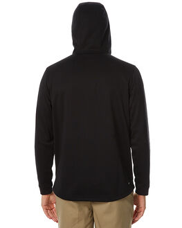BLACK MENS CLOTHING HURLEY JUMPERS - MFT000749000A