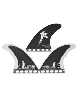 BLACK BOARDSPORTS SURF CAPTAIN FIN CO. FINS - CFF2111800BLK