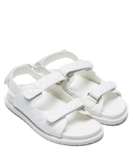WHITE WOMENS FOOTWEAR BILLINI FASHION SANDALS - S738WHI