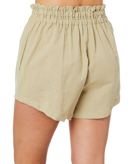 PISTACHIO OUTLET WOMENS SWELL SHORTS - S8201196PSTIO