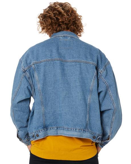 HANG LOOSE MENS CLOTHING LEVI'S JACKETS - 28789-0001