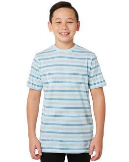 BLUE KIDS BOYS SWELL TOPS - S3193001BLUE