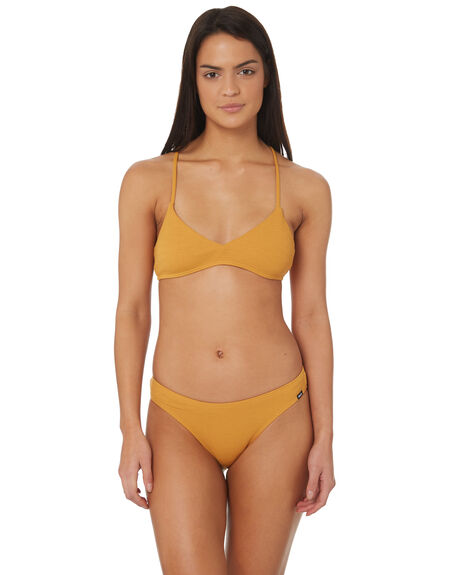 AMBER OUTLET WOMENS AFENDS BIKINI SETS - W183713-AMB