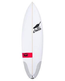 CLEAR SURF SURFBOARDS CHILLI PERFORMANCE - CHRAREBIRDCLR