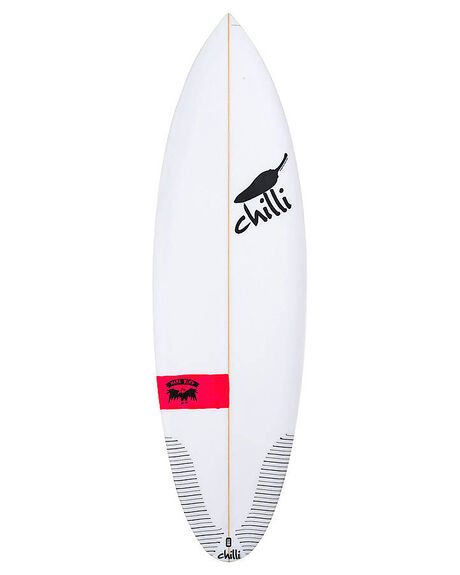 CLEAR SURF SURFBOARDS CHILLI PERFORMANCE - CHRAREBIRDCLR
