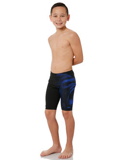 BLACK BLUE KIDS BOYS ZOGGS SWIMWEAR - 6040190BLKBL
