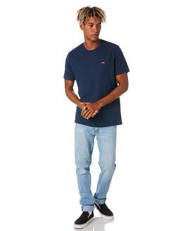 NAVY MENS CLOTHING LEVI'S TEES - 56605-0017