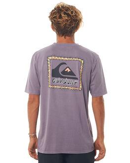 CADET MENS CLOTHING QUIKSILVER TEES - EQYZT04817PNM0