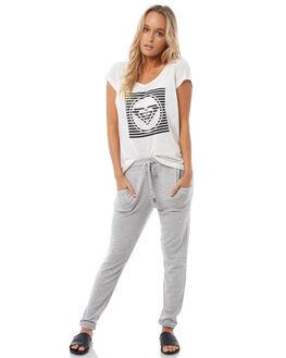 HERITAGE HEATHER WOMENS CLOTHING ROXY PANTS - ERJNP03172SGRH