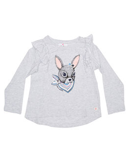 GREY MARLE KIDS TODDLER GIRLS EVES SISTER TEES - 8090077GRM