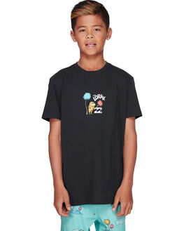 BLACK KIDS BOYS BILLABONG TOPS - BB-8508001-BLK