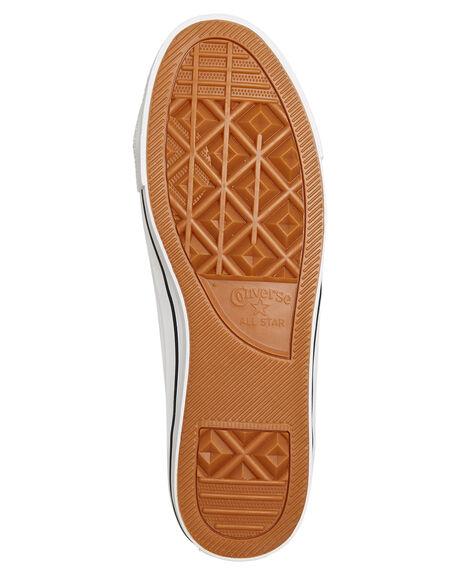 TEAL MENS FOOTWEAR CONVERSE SKATE SHOES - SS163252TEALM