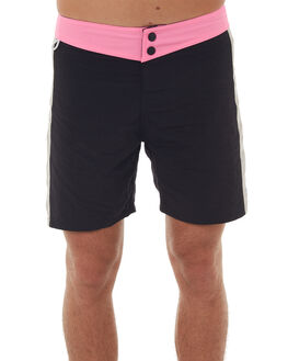 BLACK PINK MENS CLOTHING CATCH SURF BOARDSHORTS - A7BRD014BKPNK