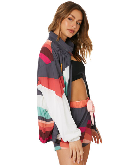 ABSTRACT WOMENS CLOTHING THE UPSIDE ACTIVEWEAR - USW121092ABS