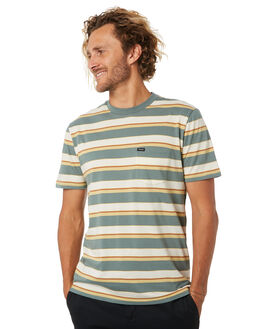 CYPRESS MENS CLOTHING BRIXTON TEES - 02007CYPRE