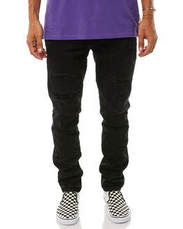 BLACK MENS CLOTHING INSIGHT JEANS - 5000000931BLK