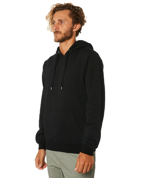 BLACK MENS CLOTHING SWELL JUMPERS - S5164441BLK