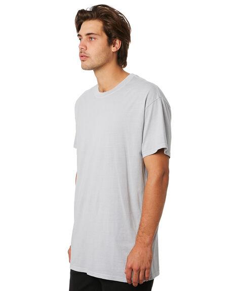 SILVER MENS CLOTHING BILLABONG TEES - 9572051SLVR