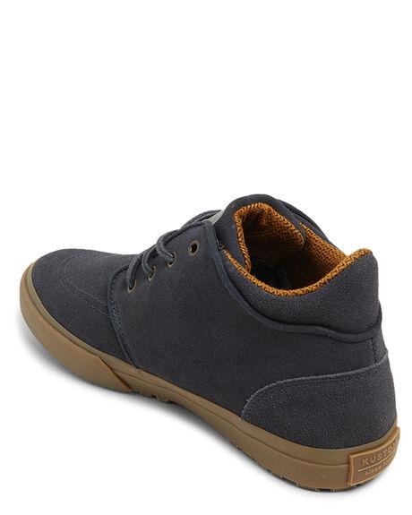 MIDNIGHT MENS FOOTWEAR KUSTOM BOOTS - KS-4993108-MID