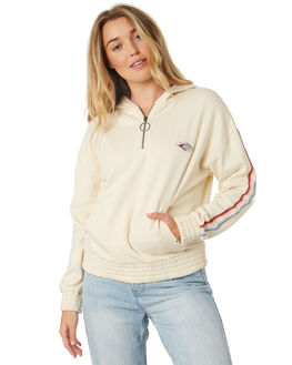 BEIGE WOMENS CLOTHING RIP CURL JUMPERS - GFEHP10001