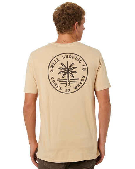 SAND BAY MENS CLOTHING SWELL TEES - S5214004SNDBY