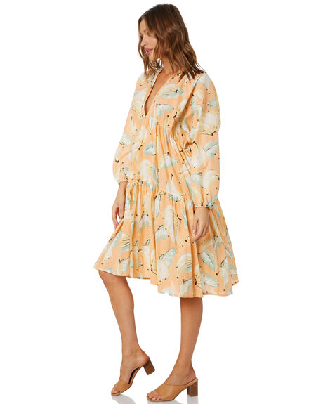BANANA OUTLET WOMENS ZULU AND ZEPHYR DRESSES - ZZ3350BAN