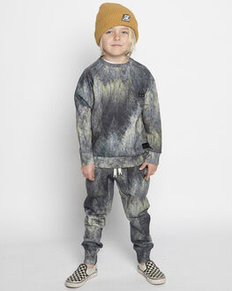 FOREST KIDS BOYS MUNSTER KIDS JUMPERS + JACKETS - MK182FL14FOR