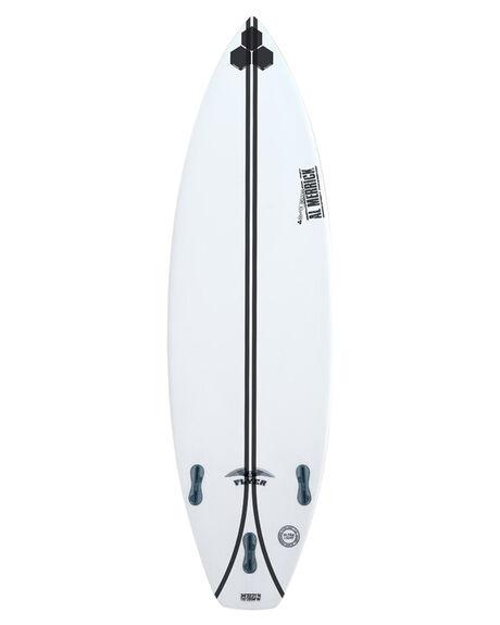 CLEAR BOARDSPORTS SURF CHANNEL ISLANDS SURFBOARDS - CIOGFSTEPSCLR