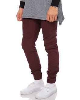 BLACKBERRY MENS CLOTHING ZANEROBE PANTS - 709-RISEBKBRY