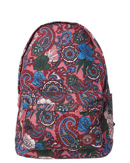 ATOMIC FLORAL WOMENS ACCESSORIES PARKLAND BAGS + BACKPACKS - 20001-00232FLR