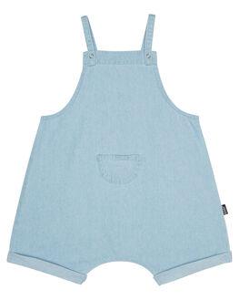 SUMMER BLUE KIDS BABY BONDS CLOTHING - BXPJASMBLU