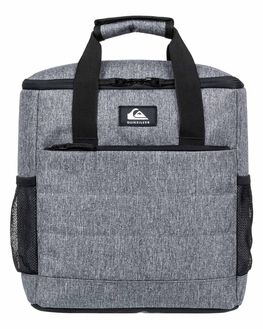 LIGHT GREY HEATHER MENS ACCESSORIES QUIKSILVER BAGS + BACKPACKS - EQYBA03139-SGRH
