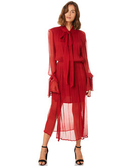 VALIANT RED WOMENS CLOTHING MLM LABEL DRESSES - MLM492C-VAL
