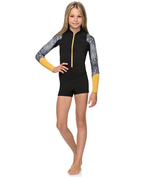 BLACK BOARDSPORTS SURF ROXY GIRLS - ERGW403003KVJ0