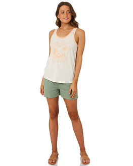 GREEN WOMENS CLOTHING RIP CURL SHORTS - GWAEC10060
