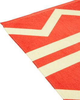 RED BOARDSPORTS SURF CAPTAIN FIN CO. ACCESSORIES - CA172554RED