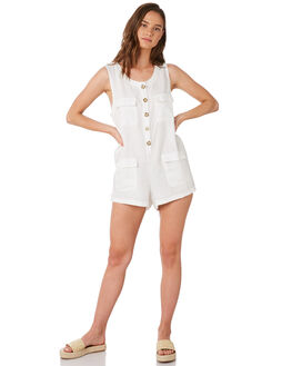 PEARL WOMENS CLOTHING RHYTHM PLAYSUITS + OVERALLS - JAN20W-JS07PEARL