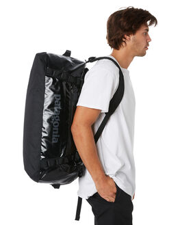 BLACK MENS ACCESSORIES PATAGONIA BAGS + BACKPACKS - 49342BLK