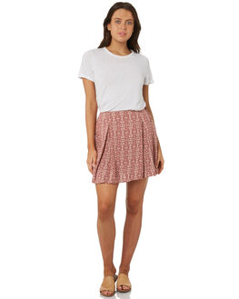 TILE PRINT WOMENS CLOTHING ALL ABOUT EVE SKIRTS - 6403095PRNT