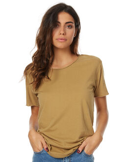 MOSS WOMENS CLOTHING SILENT THEORY TEES - SS4083027MOSSW