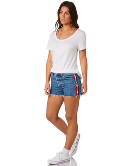 SPECTATOR SPORT WOMENS CLOTHING LEVI'S SHORTS - 56327-0008SSP