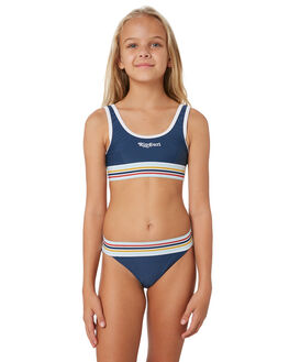 BLUE KIDS GIRLS RIP CURL SWIMWEAR - JSIDV10070