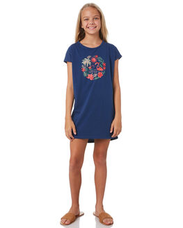 NAVY KIDS GIRLS SWELL DRESSES + PLAYSUITS - S6202445NAVY