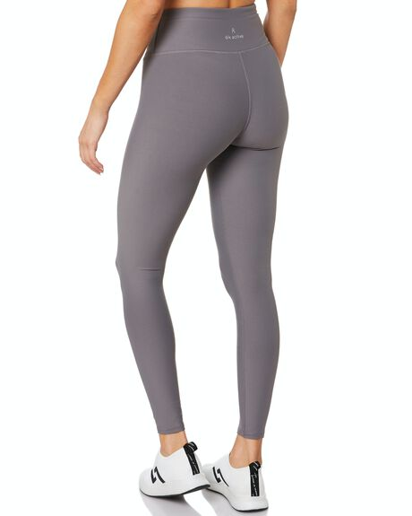 GREY WOMENS CLOTHING DK ACTIVE ACTIVEWEAR - DK05-023-GRY-XS