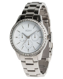 SILVER WOMENS ACCESSORIES ROXY WATCHES - ERJWA03020SJA0