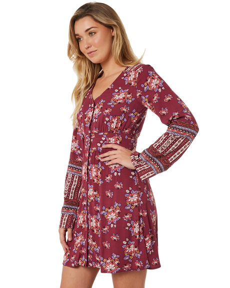 BERRY WOMENS CLOTHING SWELL DRESSES - S8183448BERRY